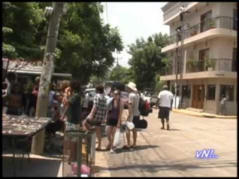 visitando nicaragua tv show
