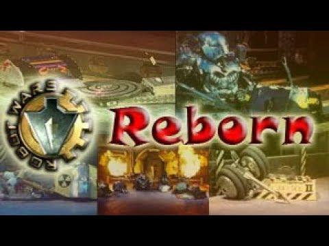 Robot Wars Reborn #36: Drillzilla and Black Hole