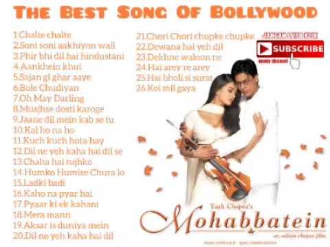 Download Lagu Lagu India Paling Populer Sepanjang Masa,The Best Of Song Bollywood