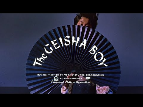 Download The Geisha Boy (1958) - Opening Scene