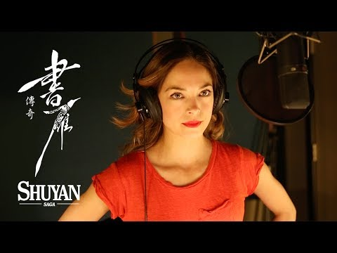Shuyan Saga  Kristin Kreuk is the voice of Shuyan ENG