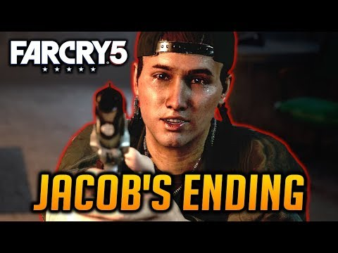 Far Cry 5: Only You - Jacob Seed's Ending
