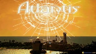 Atlantis: The Lost Tales gameplay (PC Game, 1997)