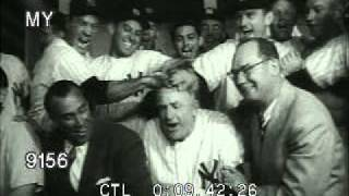 Yankees American League Champions, 1953