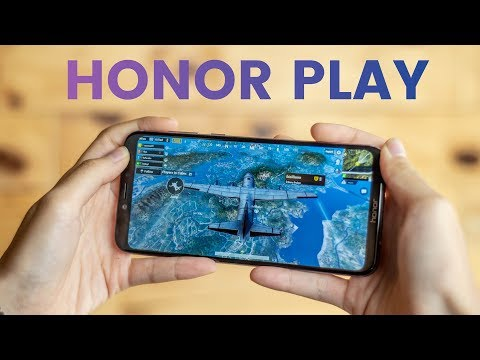 The honor Play gaming phone has launched in Malaysia