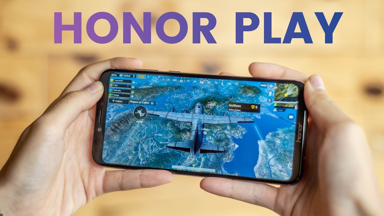 The Honor Play Gaming Phone Has Launched In Malaysia Youtube