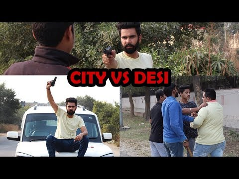 City Boys vs Desi Boys | Karamjale