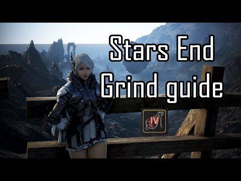 Black Desert - Stars End Grind Guide