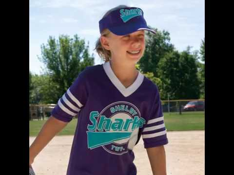Design Ideas for Softball Uniforms from Easy Prints - 2018