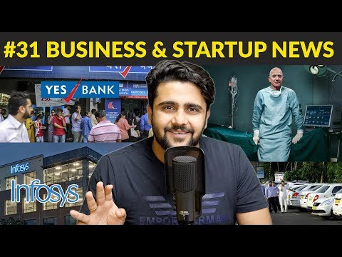 Business News #31 | Yes Bank, Infosys,Paytm vs PhonePe,OLX,U