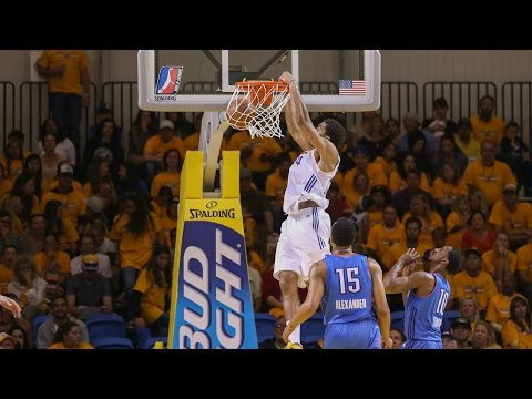 James Michael McAdoo (25 points) dominates to seal Warriors