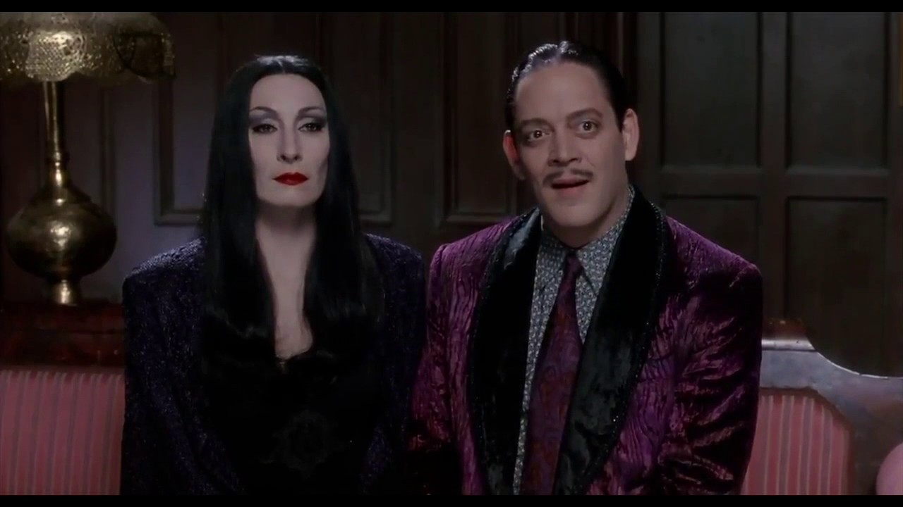 Image result for addams family 1991