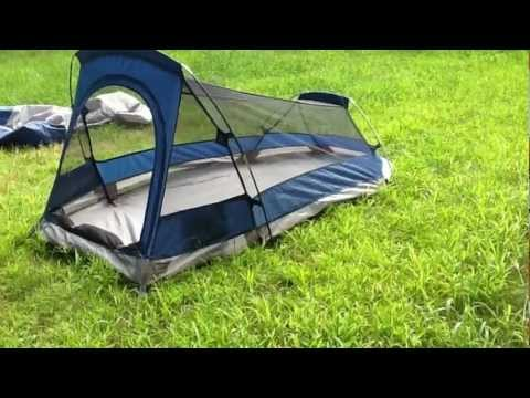 Alpine Design Hiker/Biker 2 Tent & Alpine Design Hiker/Biker 2 Tent - YouTube