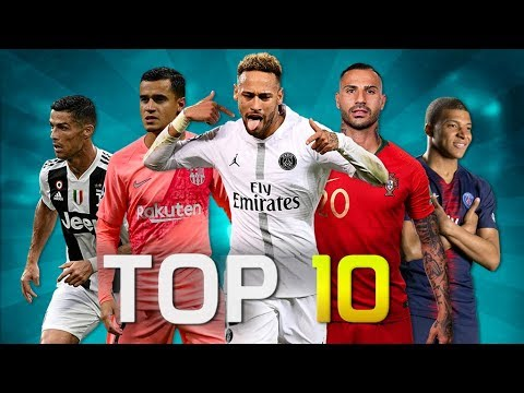 download Top 10 Skillful Players in Football 2018 (HD)