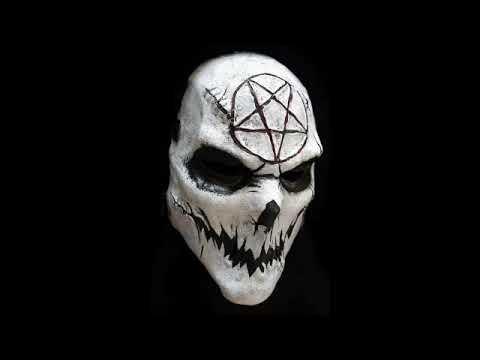 Mascara Facil Para Este Halloween Calavera