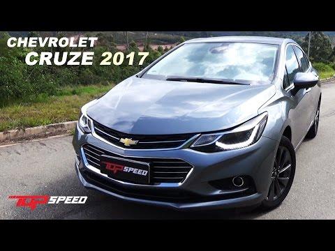 Avaliação Chevrolet Cruze 1.4T 2017 | Canal Top Speed
