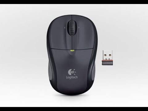 40aadc4028e My Logitech M305 Wireless Mouse Review - YouTube