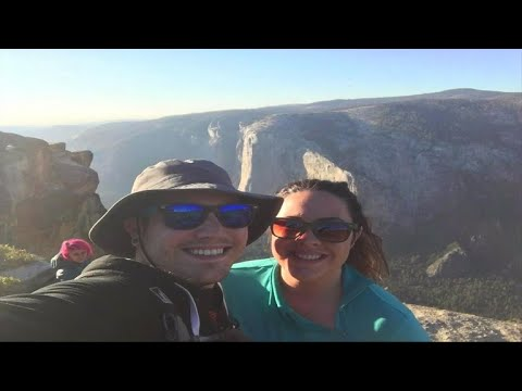 Selfie taken on Yosemite's Taft Point may show woman before fatal fall
