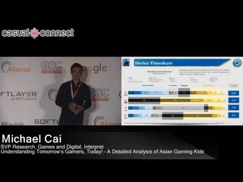 Understanding Tomorrow's Gamers, Today! | Michael Cai