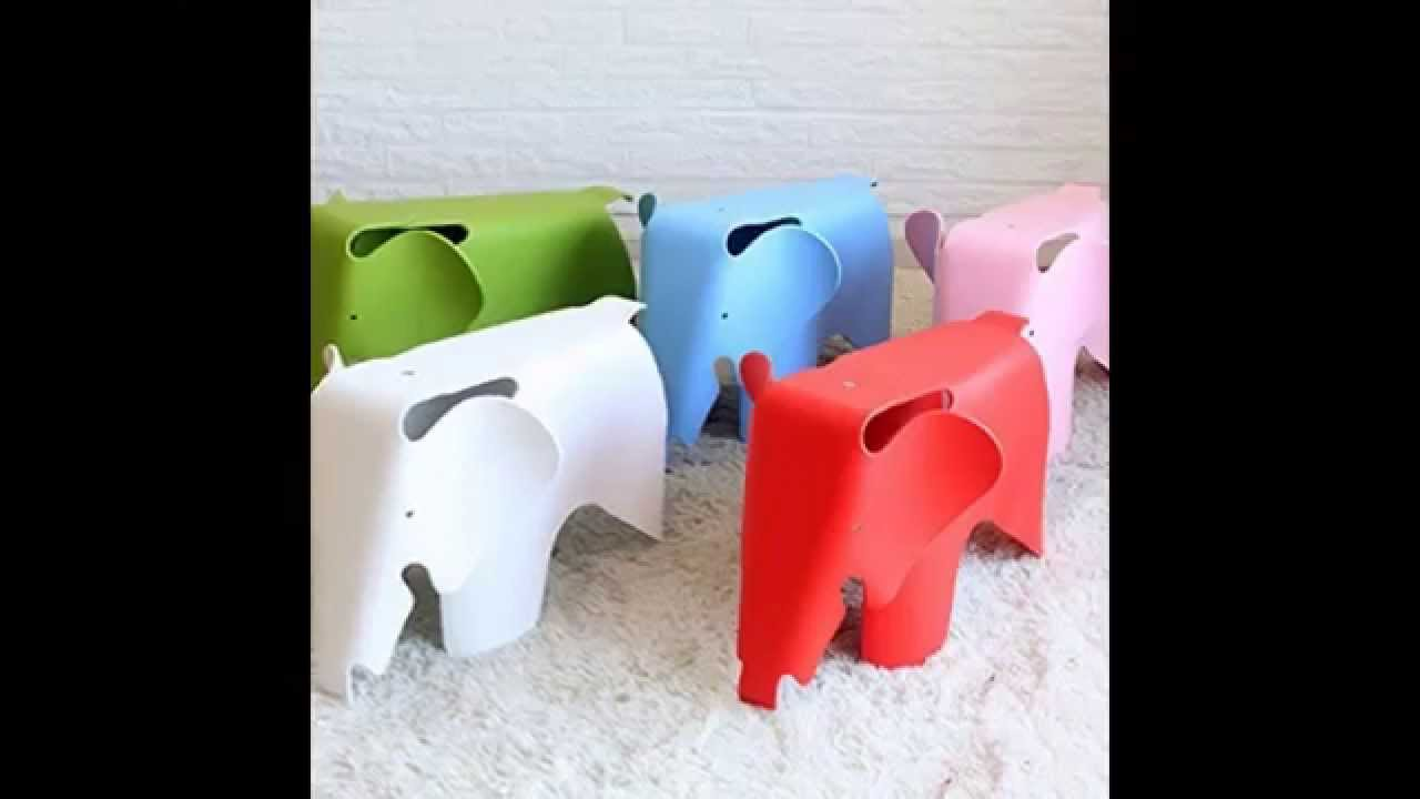 Children's Style Youtube Elephant Eames Chair Funhouse Pn0Okw