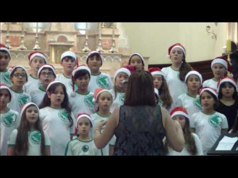 Apresentação de Natal do Colégio Anglo