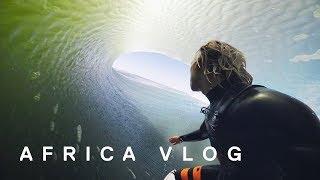 Africa - A Surf Trip to Skeleton Bay with Koa Smith (4k)