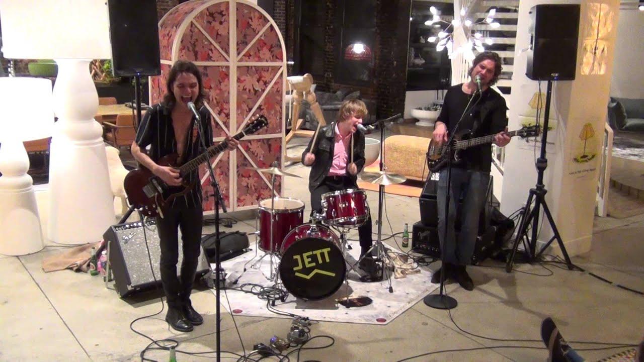 Jett Rebel Live In Your Living Room NYC Festival Nov 23 2015