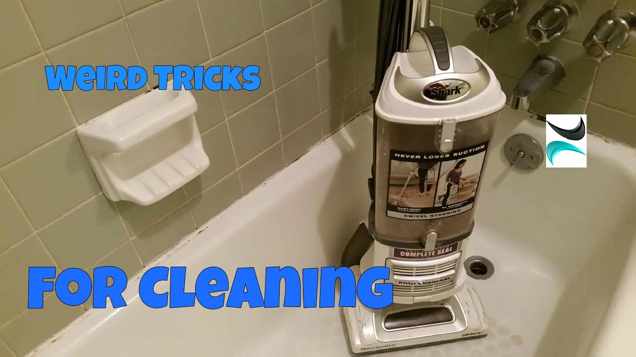 merveilleux bathroom cleaning hacks ways to save time youtube - Bathroom Cleaning Hacks