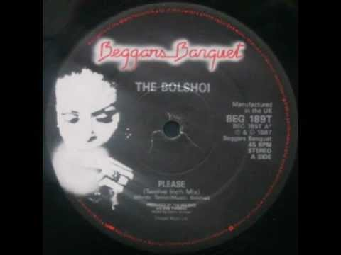 The Bolshoi - Please (Twelve Inch Mix)
