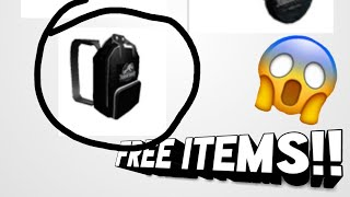 How to Get items on roblox for free! (NOT CLICKBAIT)