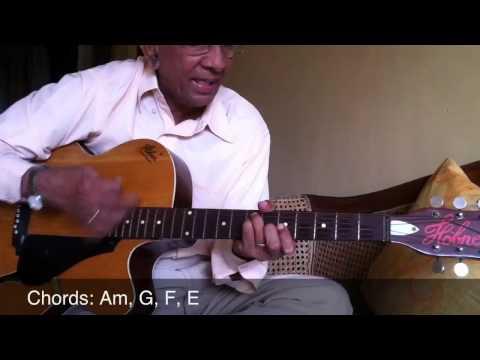 Guitar gulabi aankhen guitar tabs : Detail for Gulabi Aankhein Jo Teri