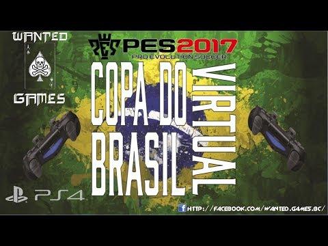 São Paulo vs Internacional (Volta) - Copa do Brasil Virtual - Wanted Games