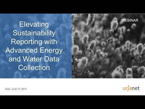 Elevating Sustainability Reporting with Advanced Energy and Water Data Collection