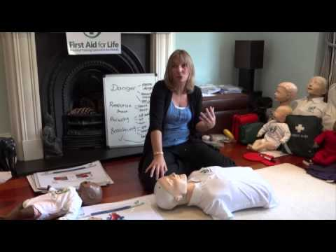 Adult cpr video