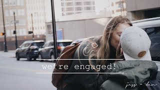 Jess + Dan Proposal | Engagement video!