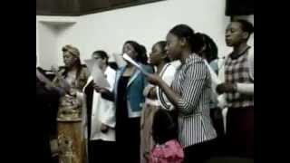 Choir, Christian Tabernacle, Parow, Cape Town, End Time Message