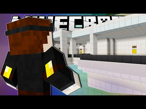 Minecraft | A NEW LAB?! | Kitatcho Laboratory Custom Map