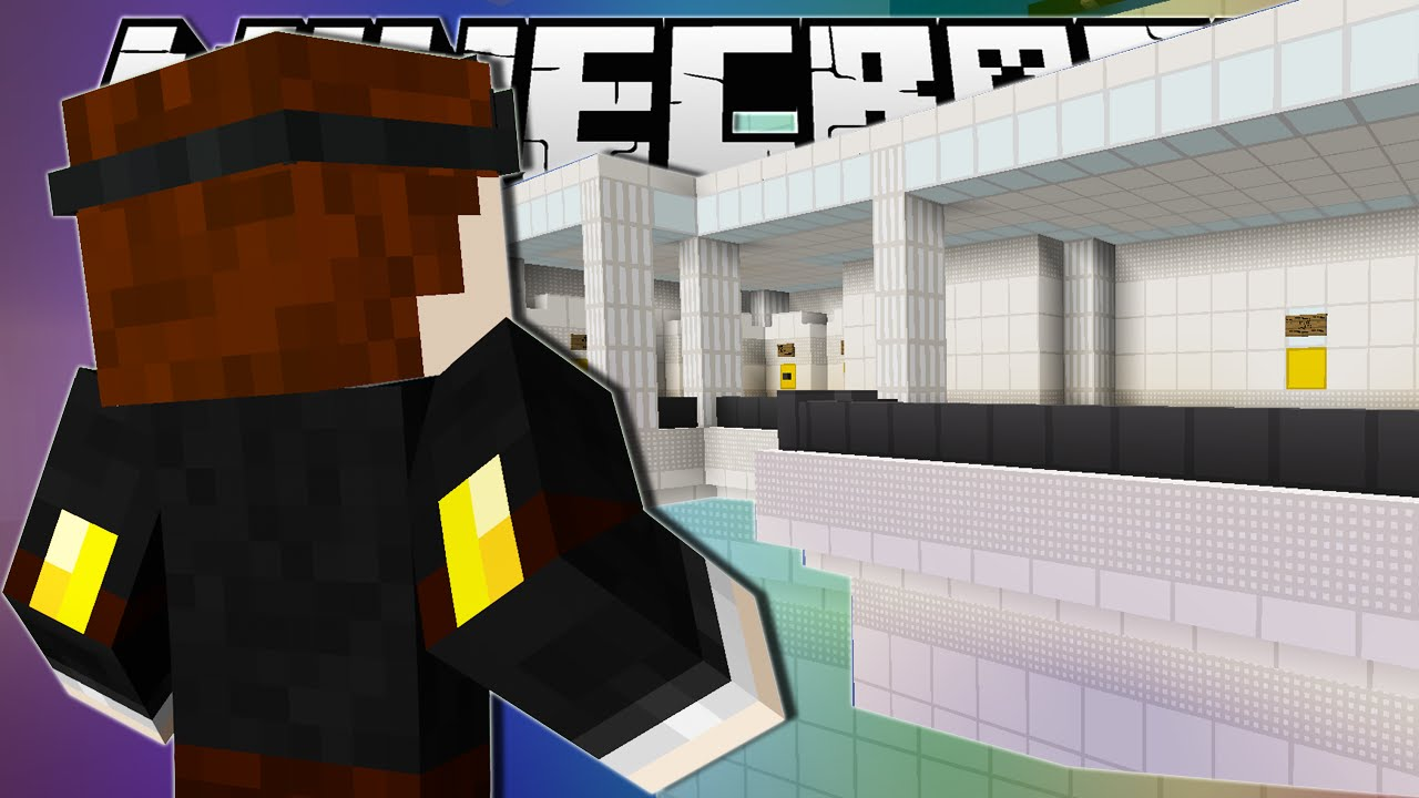 Minecraft | A NEW LAB?! | Kitatcho Laboratory Custom Map - YouTube on