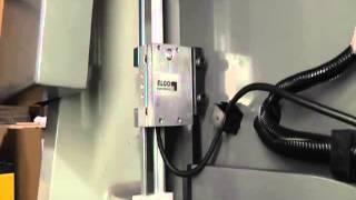ELGO Kantenpresse NEU - GSI Messsystem