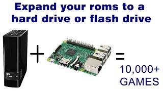 Hook an External Hard Drive to Your Raspberry Pi