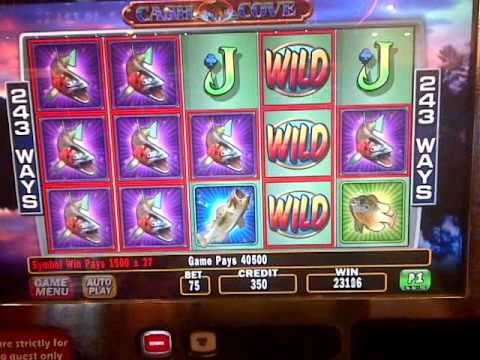 Cash Cove Slot Big Win Youtube