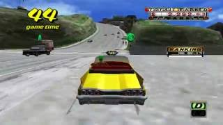 Crazy taxi gameplay (PC-Steam)