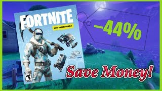 How To Get A CHEAP Deep Freeze Bundle Code | Fortnite Battle Royale Guide