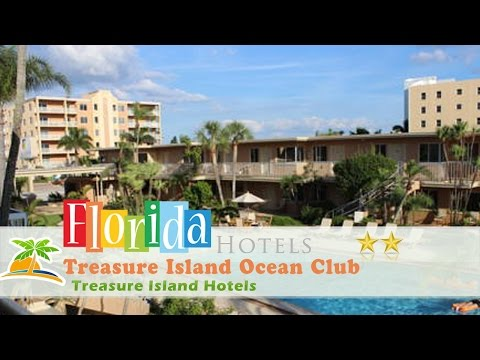 Treasure Island Ocean Club Florida
