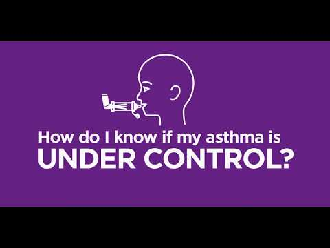 Is Your Asthma Under Control?