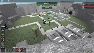 ROBLOX Tower Battle | skx1322 vs Josh Mat | HE DOING A NEW LOADOUT