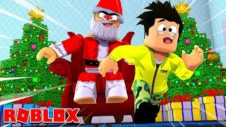 SANTA CLAUS HAS BECOME NASTY IN ROBLOX