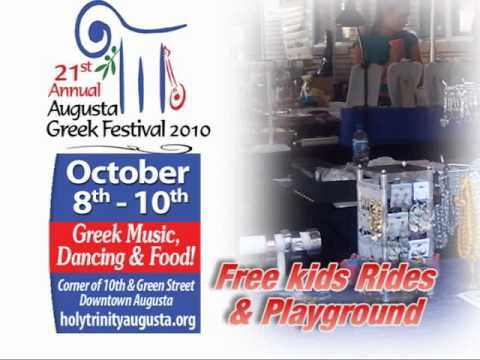 Greek Festival - The Augusta Chronicle