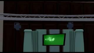 After effect,  Animation 3D: Générique de CHEZ MCM