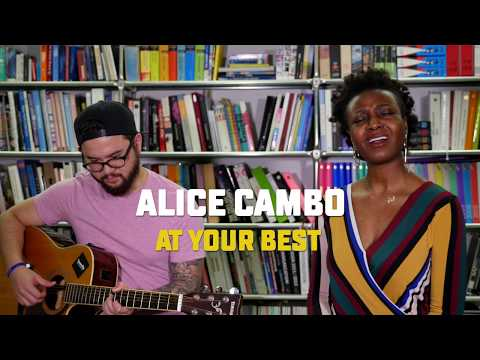 Aaliyah - At Your Best (Alice Cambo Cover)